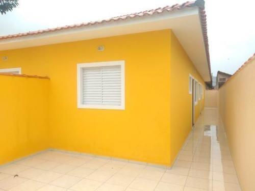 Casa No Bairro Santa Terezinha Com Lavabo, Em Itanhaém 6981