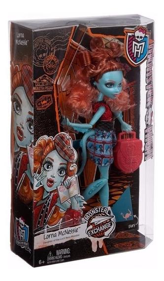 Monster High - Intercâmbio - Lorna Mcnessie+brinde