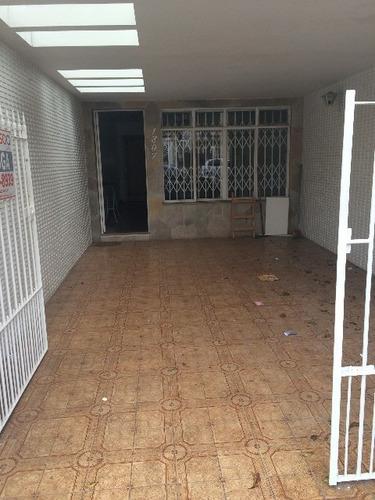 Imagem 1 de 14 de Sobrado 2 Dorms , Na Rua Gama Lobo A 600 M Do Metro --alto Do Ipiranga - Ca00004 - 2925178