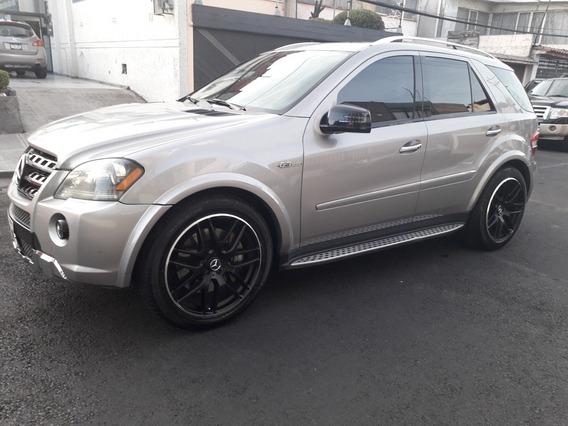 Mercedes-benz Clase Ml 63 Amg 2009 $279500 Socio Anca