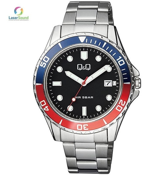Relógio Q&q By Japan Masculino A172j222y Com Garantia E Nf