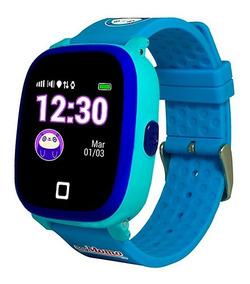Momo H2o Waterproof Reloj Celular Soymomo Gps Azul