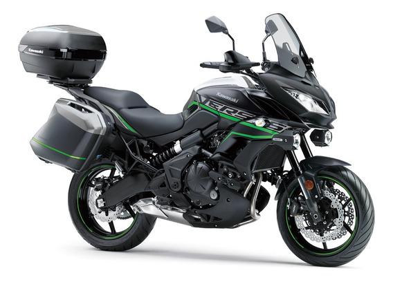 Versys 650 Tr - 2020 - Promoção Imperdível