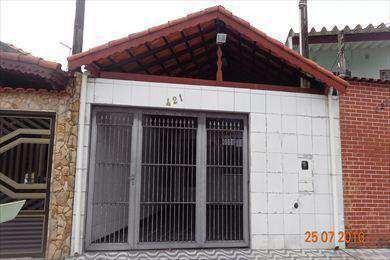 Imagem 1 de 19 de Casa Em Praia Grande Bairro Solemar - V2161