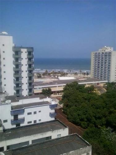 Imagem 1 de 10 de Apartamento, 1 Dorms Com 35 M² - Cidade Ocian - Praia Grande - Ref.: Pr1248 - Pr1248