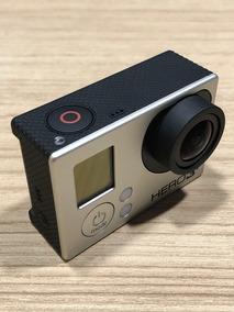 Câmera Go Pro Hero 3+ Black + Controle - Em Perfeito Estado!