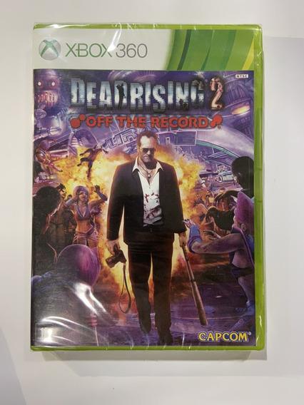 Jogo Xbox 360 - Deadrising 2