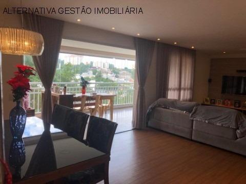 Apartamento Residencial Em São Paulo - Sp, Jaguaré - Apv2534