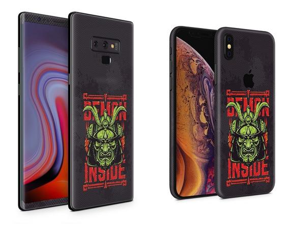 Skin Demon Inside Apple Samsung Huawei Lg Sony Xiaomi Etc