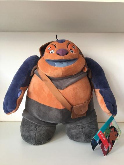 Jumba Jookiba Pelucia Da Disney Original Lilo & Stich