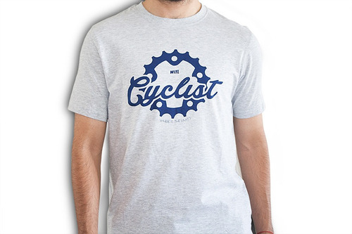 Playera Camiseta Where Is The Limit 'cyclist' - Josef Ajram