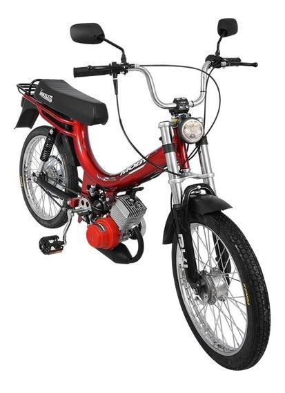 Bicicleta Motorizada Mobilete Moby 2 Tempos Bikelete 60cc