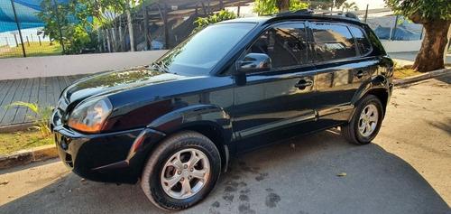 Imagem 1 de 11 de Hyundai Tucson 2010 2.7 Gls 4x4 Aut. 5p
