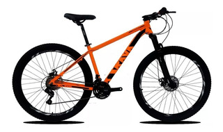 Bicicleta Aro 29 Rava 27v Shimano Acera Freio Hidráulico