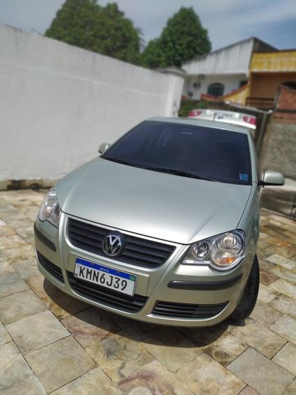 Volkswagen Polo Sedan 1.6 Total Flex 4p 2007