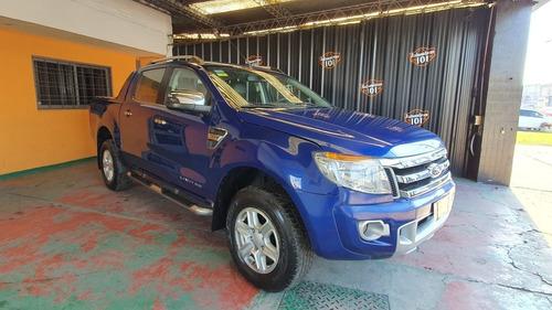Imagen 1 de 15 de Ford Ranger Limited 2015 Xlt
