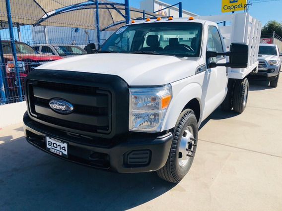 Ford F-350 4x2 2014