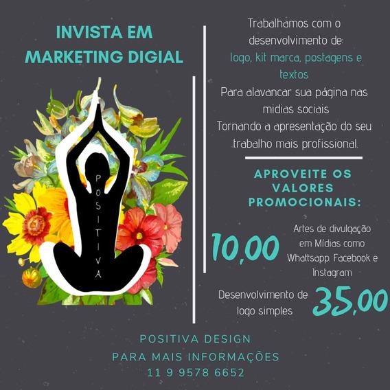 Banners Midias Sociais - Facebook, Instagram, Whatts