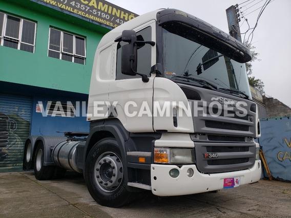 Scania P340 6x2 P 340 Trucada Ls Ñ G380 G420 R400 R440 Iveco