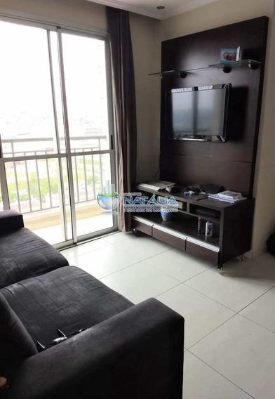 Apartamento Com 2 Dorms, Jardim Três Marias, São Paulo, Cod: 63485 - A63485
