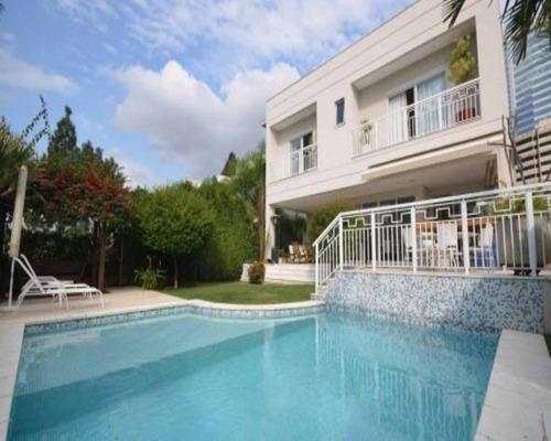 Casa De Alto Padrão À Venda No Condomínio Alpha Conde - Ca0133 - 67733996