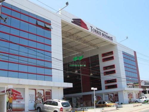 Loja Para Alugar, 103 M² Por R$ 4.930,00/mês - Estrada Do Coco - Lauro De Freitas/ba - Lo0023