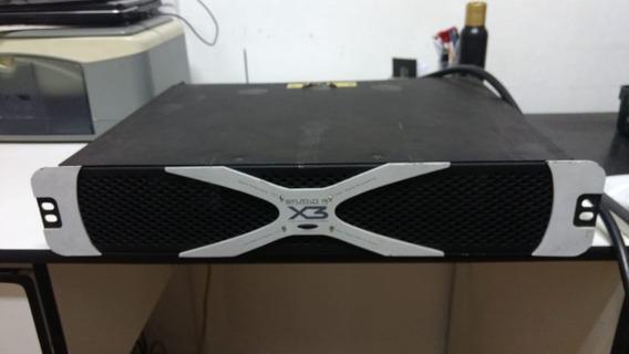 Amplificador Studio R X3
