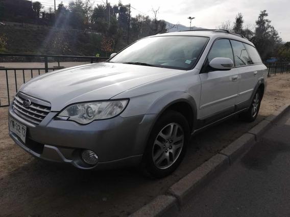 Subaru Outback 2.5 At Awd Uz