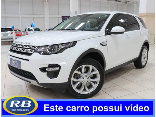 Land Rover Discovery Sport P240 Hse