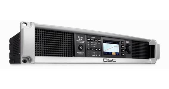 Qsc Amplificador Con Dsp Pld4.2