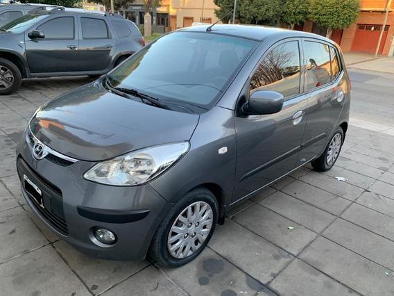 Hyundai I10 1.2 Gls Mt Seguridad 5 Ptas 2010 Muy Bueno !!!