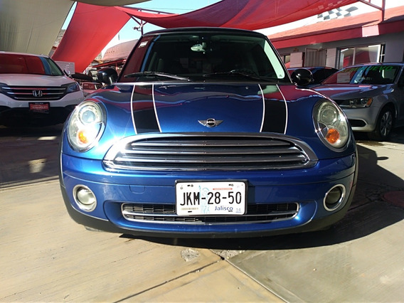 Mini Cooper 1.6 S Chili Aa Tela/piel Qc At 2008