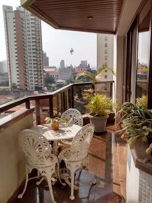 Apartamento Em Tatuapé, São Paulo/sp De 190m² 4 Quartos À Venda Por R$ 1.230.000,00 - Ap92007