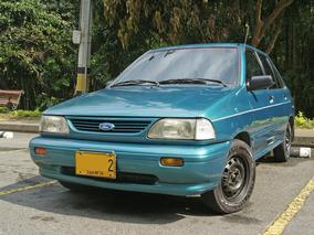Ford Festiva Modelo 1996 198.000 Km
