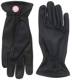 Manzella De La Mujer Seda Cortavientos Ultra Touch Guantes