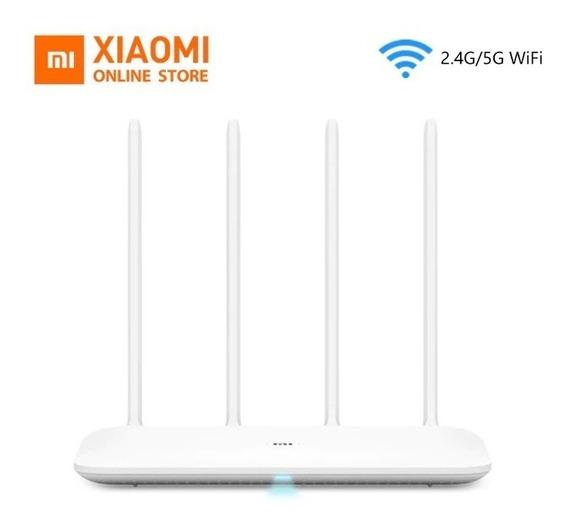 Roteador Xiaomi Mi Router 4 Lançamento - Pronta Entrega