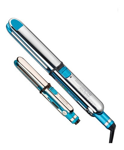 Kit Babyliss Plancha Optima 3000 + Plancha Optima Mini