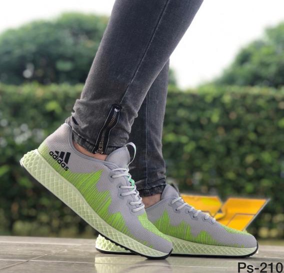 Tenis Zapatillas Adids/calzado/ Zapato Hombre Caballero