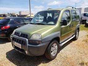 Fiat Doblo Adventure 1.8 8v 5p 2006