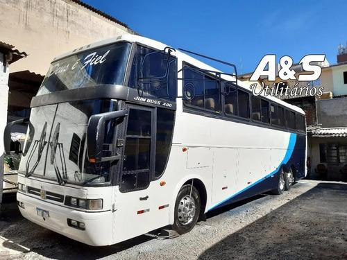 Busscar Ld P-400 Scania Excelente Estado Confira!! Ref.16