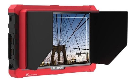 Monitor Lilliput A7s 1920x1200 4k Original P/ Câmeras