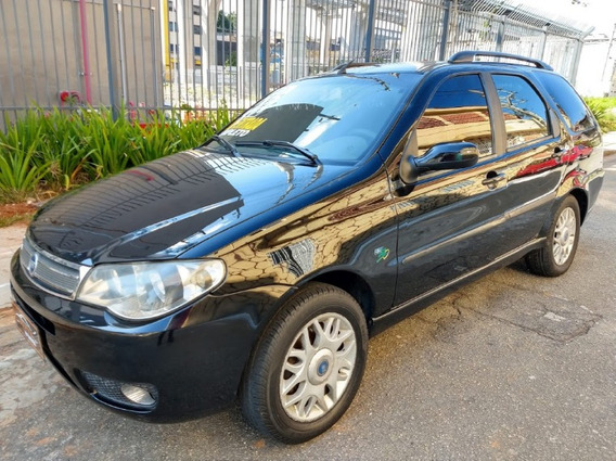 Fiat / Palio Weekend 1.8 Hlx 30 Anos Flex 2006/2007
