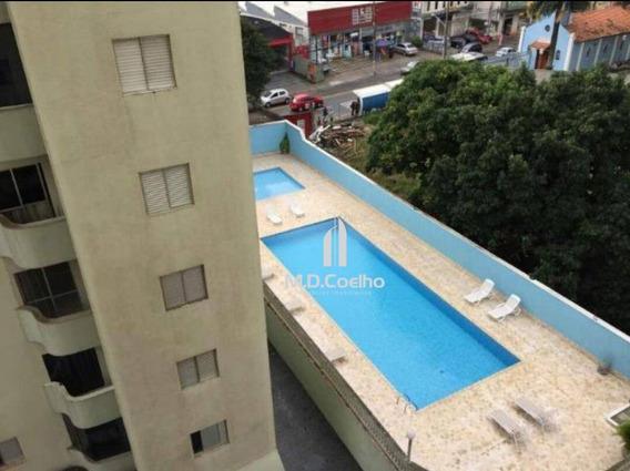 Apartamento Com 1 Dormitório À Venda, 42 M² Por R$ 235.000,00 - Macedo - Guarulhos/sp - Ap0459