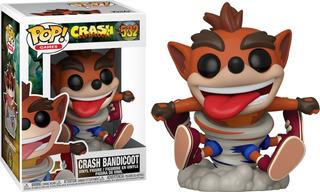 Funko Pop Crash Bandicoot S3 Varios Original Tienda Oficial