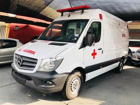Mercedes-benz Sprinter Ambulância Uti Ar Original