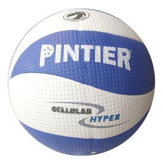 Pelota Voley Pintier Hipergrip Goma Vulcanizada Volley