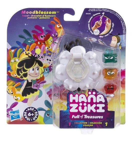 Pulseira Hanazuki Flor De Humor Hasbro - B8255