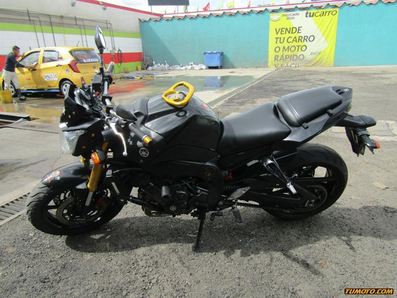 Yamaha Fz 8n 2012