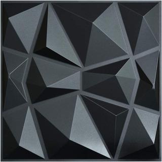 Panel Decorativo 3d El Original, Caja Con 12 Pzas (3m2)