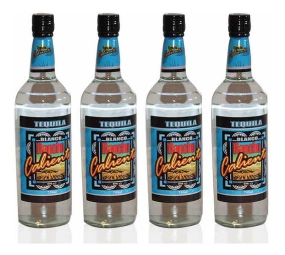 Tequila Rancho Caliente 750 Ml